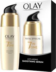 Serum Olay olay total effects 7 in 1 anti ageing smoothing serum price in