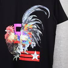 28 ex machina meaning saturn skies chris conde summer new mens striped cock stars cartoon printing t shirts men