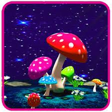 wallpaper 3d mushroom app 3d mushroom live wallpaper sky apk for windows phone android