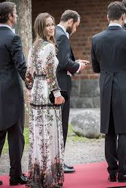 pippa middleton chooses 2 720 erdem dress for wedding in sweden