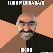 Meme Ok - leiro medina says ok ok meme provincial man 35568 memeshappen