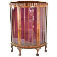 Art Deco Round Display Cabinet Art Deco Case Pieces And Storage Cabinets 2 033 For Sale At 1stdibs