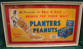 Planters Peanuts Commercial by Icollect247 Com Online Vintage Antiques And Collectables Vintage