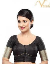 open blouse vamas black fancy front open blouse x 314 black vamas black fancy