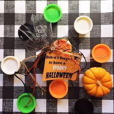 halloween tableware halloween play doh treats u0026 printables treehouse threads