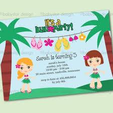 hawaiian birthday invitation template u2013 orderecigsjuice info