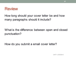 how long should a cover letter be heres what the cover letter