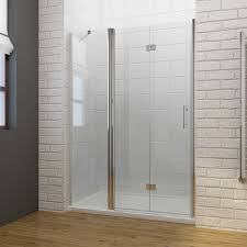 Frameless Bifold Shower Door Frameless Bi Fold Shower Door Hinge Shower Enclosure 700