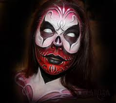 42 halloween face paint ideas inspirationseek com