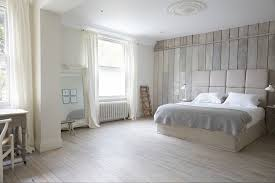 Ceiling Bed Canopy White Wash Wood Floors Bedroom Contemporary With Bed Canopy Bed