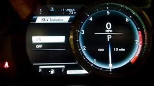 lexus is 250 for sale in nc lexus is350 fsport lfa inspired speedometer youtube