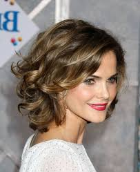 2017 short hairstyles for curly coarse hair