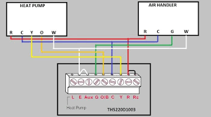 heat pump thermostat wiring diagram nest thermostat wiring