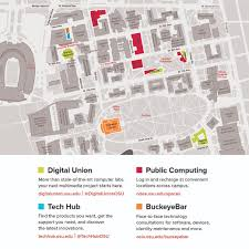 Map Of Ohio State by It Resources For Students Office Of The Cio