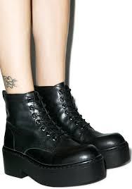 windsor smith windsor smith lazerr lace up boots dolls kill