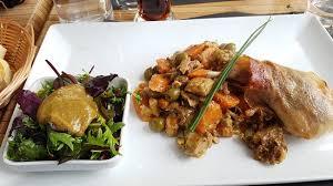 cuisine du lapin plat du jour lapin chasseur picture of la guerite isola