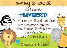 the childrens zone digi designs invitaciones para baby shower