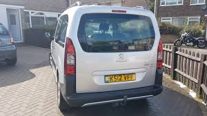 peugeot diesel for sale for sale peugeot partner tepee 1 6 diesel 2012 12 youtube