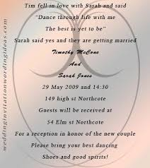 Wedding Invitation Samples Wonderful Unique Wedding Invitation Wording Examples 87 For Your