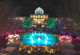 Gardenfest Of Lights Lewis Ginter Gardenfest Of Lights