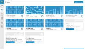 it just got easier to create and share reports with opengov opengov