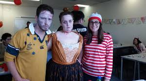 college halloween parties international college of auckland