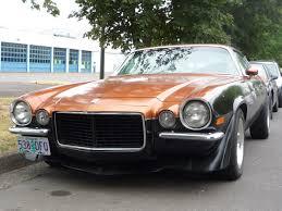 curbside classics 1970 camaro rs