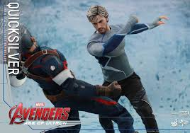 quicksilver movie avengers quicksilver avengers age of ultron 1 6 scale figure hot toys