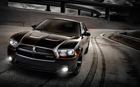 Dodge Challenger 2012 - dodge challenger 2012 black sports cars wallpapers