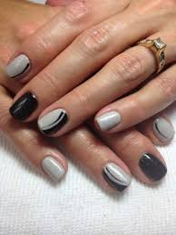 striped nail art u2014 60 photos of the best design ideas