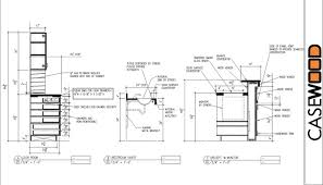 kitchen cabinets details beautiful kitchen cabinet drawings autocad sles pinterest