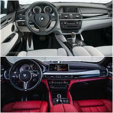 photo comparison 2015 bmw x5 m vs the original autoevolution