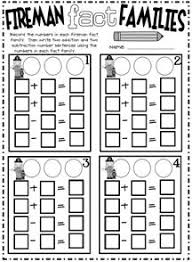 75 best math fact families images on pinterest fact families