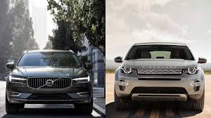2018 volvo xc60 vs 2015 land rover discovery sport youtube