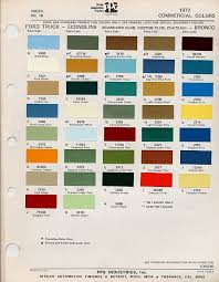 ford model a color chart ford expedition color chart autos post