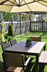Outdoor Furniture For Small Spaces by