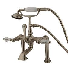 Claw Tub Faucets Deck Mount Clawfoot Tub Faucets Tub Mount Claw Foot Tub Fillers
