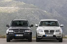 bmw ends x3 e83 production in austria and begins x3 f25