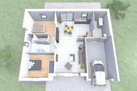 plan de maison de plain pied avec 3 chambres plan maison gratuit plain pied 3 chambres finest plan de maison