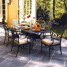 Outdoor Patio Furniture Reviews Cast Aluminum Patio Furniture Reviews Home Design Ideas And Pictures
