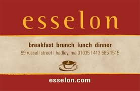 dinner and a gift card esselon cafe gift card esselon coffee
