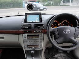 2008 toyota avensis u2013 automobili image idea