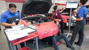 porsche mechanic salary automotive technician training program uti