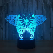 online get cheap creative colorful butterfly lights aliexpress