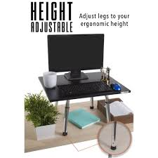 Adjustable Height Standing Desk by Stand Steady Standing Desks Converters Sit Stand Desk U0026 Accessories