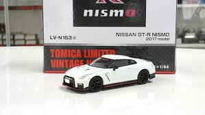Nissan Gtr Nismo 2017 - 1 64 tomica limited vintage neo lv n153a nissan gt r nismo 2017