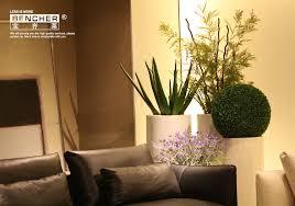 White Ceramic Floor Vase Modern Minimalist Fashion European Style Living Room Home