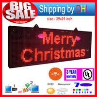 wholesale outdoor color led display buy cheap outdoor