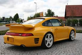 ruf porsche 993 ruf turbo r is now available with full carbon fiber skin it u0027s