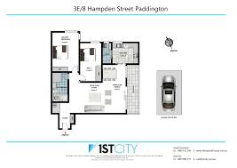 1st city 3e 8 hampden street paddington nsw 2021